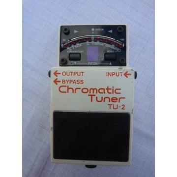 Chromatic Tuner TU-2 BOSS