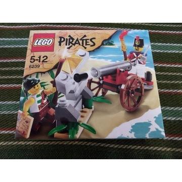 Lego Pirates 6239 nowy !