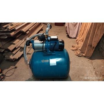 Pompa hydroforowa + zbiornik przeponowy