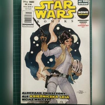 star wars komiks 1/16