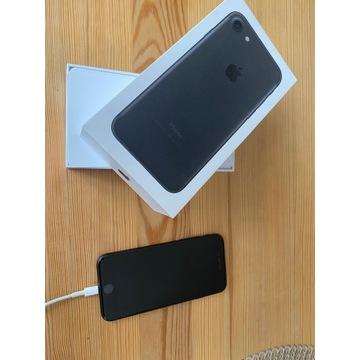 Iphone 7 - 32GB - czarny - 100% sprawny