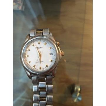 Zegarek kinetyczny Seiko