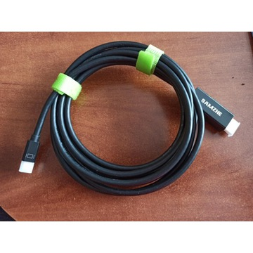 Kabel microdispalay port na HDMI