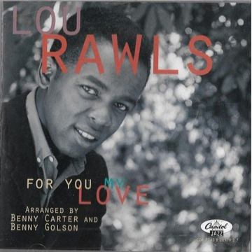 Lou Rawls - For You My Love (CD)