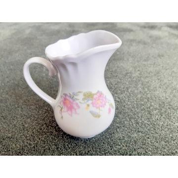 Mlecznik od serwisu kawowego porcelana Bogucice