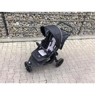 Wózek  spacerowy Valco Baby Tri Mode X czarny