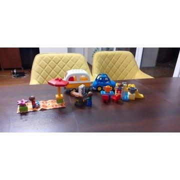 Lego Duplo Przygoda Kempingowa 10602