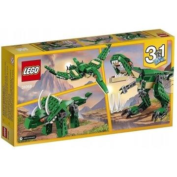 JURASSIC WORLD DINOZAURY KLICKI LEGO 24H
