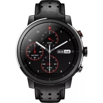 Smartwatch XIAOMI Amazfit Stratos 2+ A1619+ Czarny