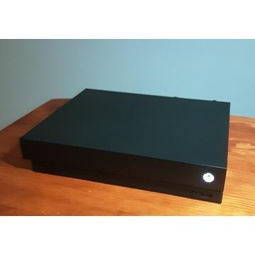Xbox one X plus gry ideał!!!