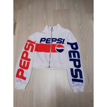 Bluza krótka H&M x Pepsi Size S