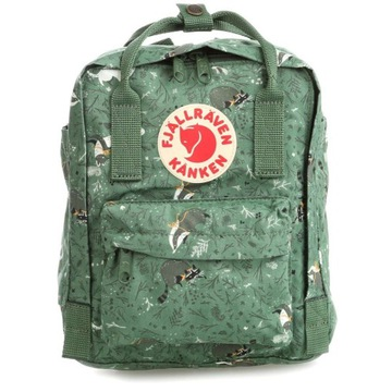 Kanken plecak 16 litrowy Art Green Fable