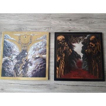 Azarath - 2 albumy na LP