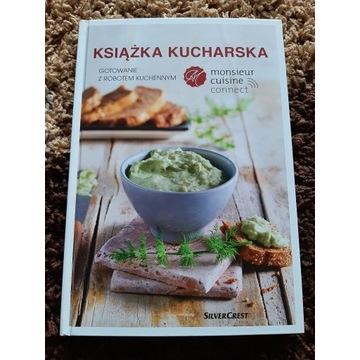 Książka kucharska Monsieur Cuisine Lidlomix