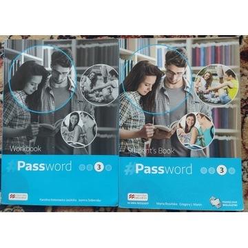 Password 3 podręcznik i ćwiczenia 2017
