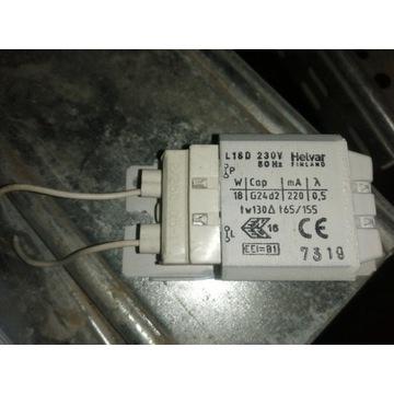 Statecznik magnetyczny HELVAR L18D 230V 50Hz
