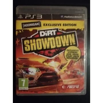 GRA na konsole PS3 Dirt SHOWDOWN stan B. Dobry