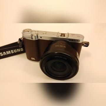 Samsung NX3000 + obiektyw NX16-50 mm f/3.5-5.6 OIS