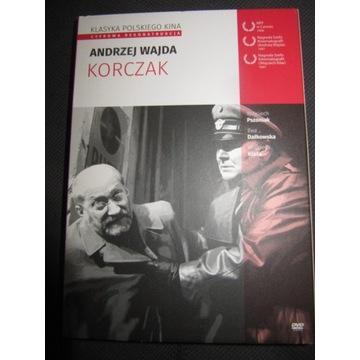 Korczak Wajda DVD rekonstrukcja cyfrowa