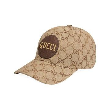 Nowa Beżowa Czapka Z Guccim Moda Fashion 2021