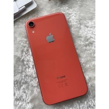 iPhone XR 10 koralowy 64GB
