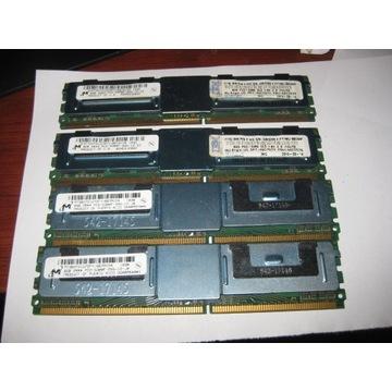 Pamięć RAM Fully Buffered DDR2 FBDIMM 4x8Gb 2 pary