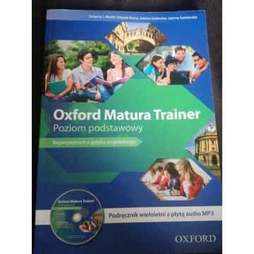 Oxford Matura Trainer 2020 podstawowy +CD