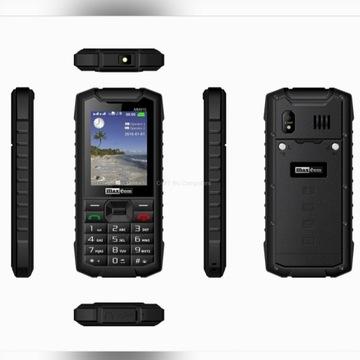 Telefon komórkowy Maxcom MM 916 3G czarny
