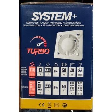 wentylator Awenta System+ Turbo 100