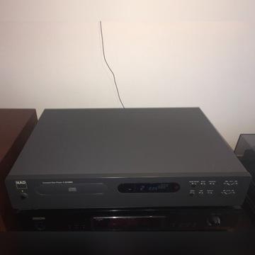 NAD 521 BEE Odtwarzacz CD
