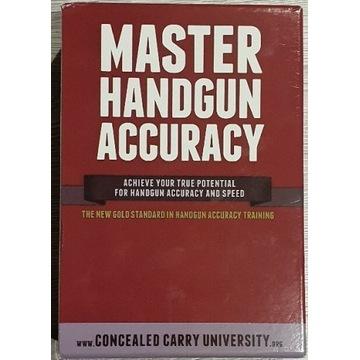 Master Handlu Accuracy. Kurs strzelecki.Strzelanie