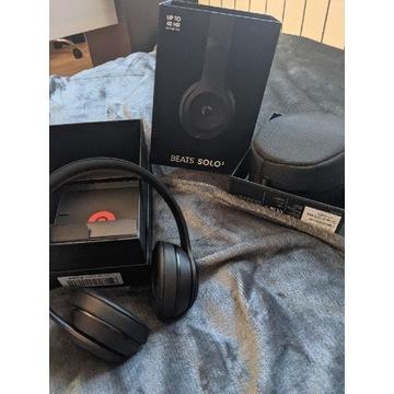 Słuchawki czarne Beats solo 3