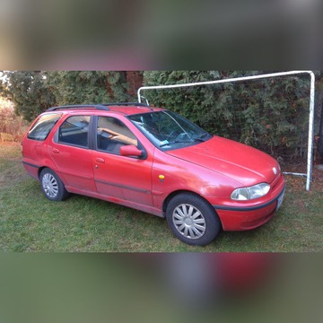 Fiat Palio Weekend 1999