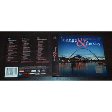 Lounge & The City 3CD