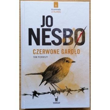 Jo Nesbo - Czerwone Gardło - Tom 1