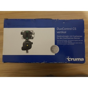 Reduktor gazu DuoControl CS Pionowy - Truma