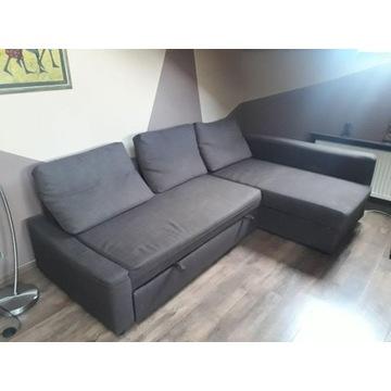 Sofa rogowa rozkładana