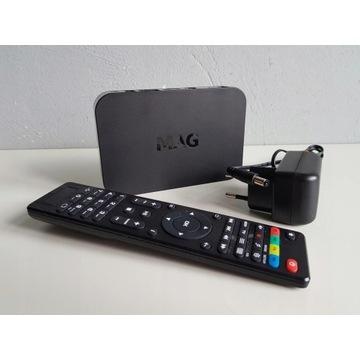 Tuner MAG322 IPTV BOX TV