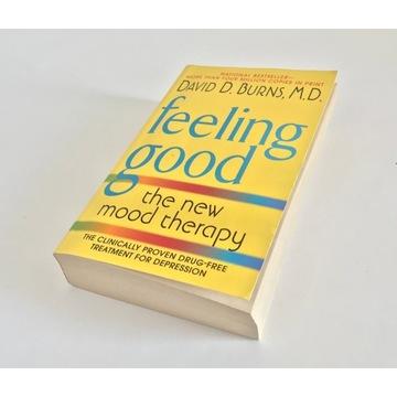 David Burns Feeling Good The New Mood Therapy
