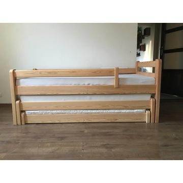 Łóżko dziecięce podwójne potrójne