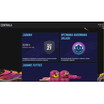 FIFA 21 ULTIMATE TEAM PC 100K COINS (MONETY)