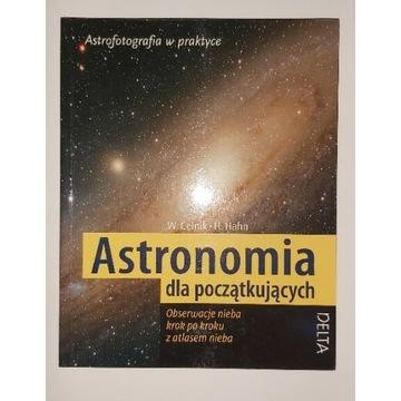 Astronomia dla początkujących : obserwacje nieba