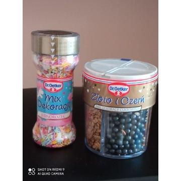 Dr. Oetker Produkty do Dekoracji Cukrowych
