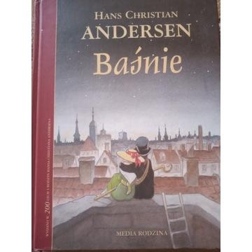 Hans Christian Andersen- Baśnie