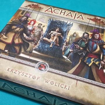 Gra planszowa Achaja, nieużywana