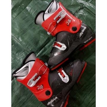 Buty narciarskie dla dziecka Alpina rozmiar 205/20