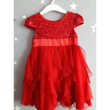 DUNNES STORE-elegancka sukienka roz. 86