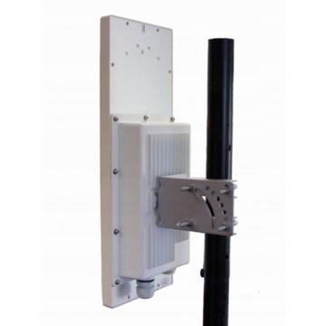 Antena sektorowa GOLD-SAS56017-120BOX + mikrotik +