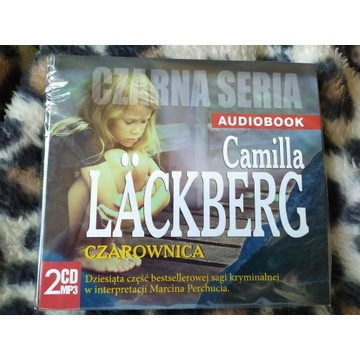 Czarownica Camilla Lackberg audiobook