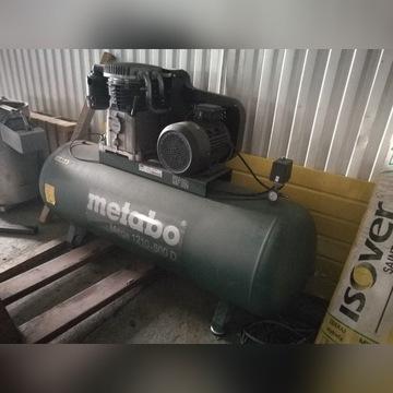 KOMPRESOR SPRĘŻARKA METABO MEGA 1210-500 D